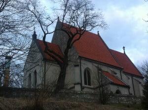 Kościół w Chotlu Czerwonym