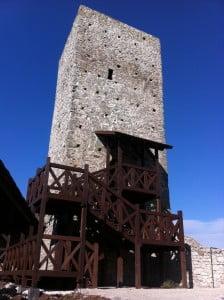 Zamek Chęciny przewodnik