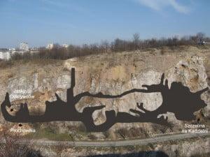 jaskinia Kielce Kadzielnia
