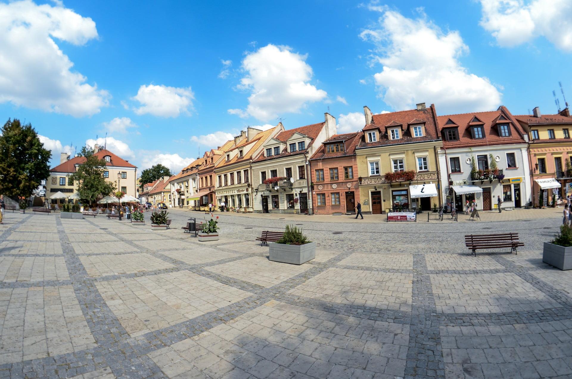 Sandomierz Rynek